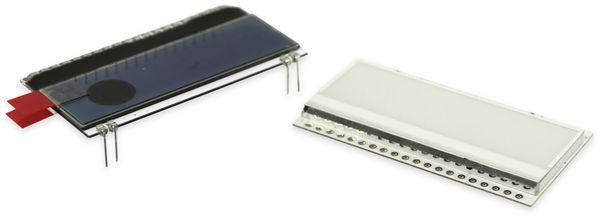 LC-Display, ELECTRONIC ASSEMBLY, DOGM163S-A, 3x16 Zeichen, Gelb/Grün - Produktbild 2