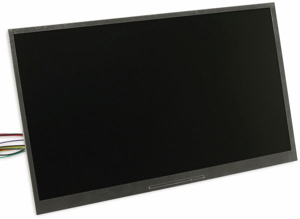 "10,1"" (25,65 cm) Display-Set PT80M03/JD101B50D36A0, CVBS/VGA"