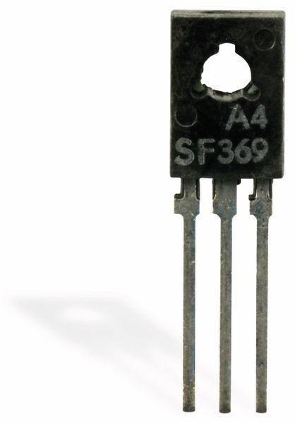 Transistor RFT SF369 - Produktbild 1