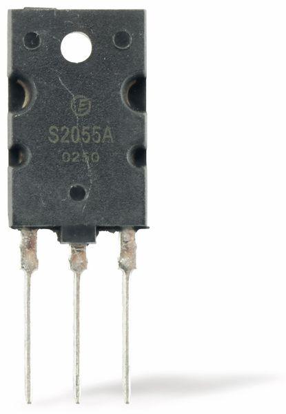Hochspannungs-Leistungstransistor S2055A - Produktbild 1