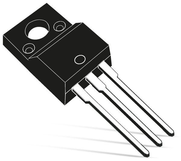 Hochspannungs-Leistungstransistor BUT12AF
