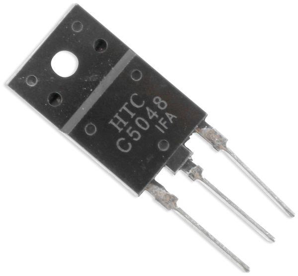 Hochspannungs-Leistungstransistor 2SC5048 - Produktbild 1