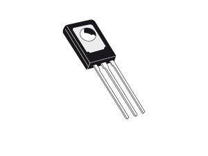 Power Transistor BD434, TO-126, 36W