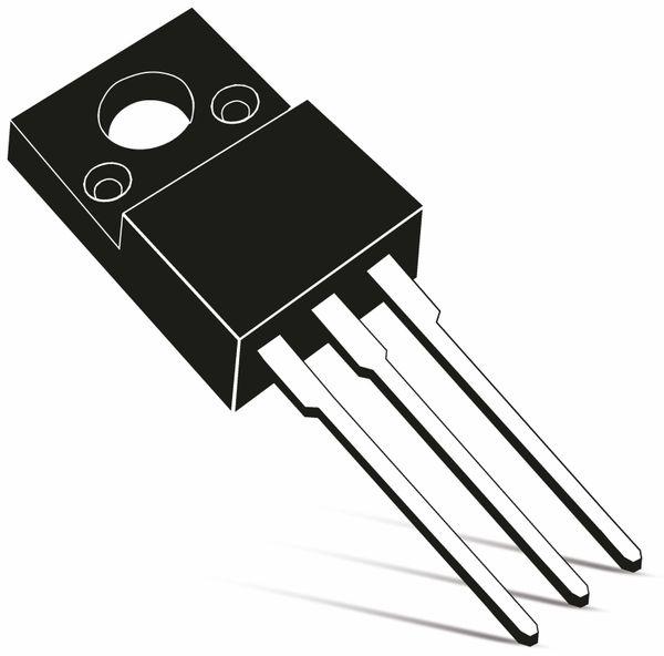 Hochspannungs-Leistungstransistor BU1508DX