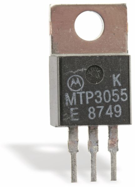 Power MOSFET MTP3055