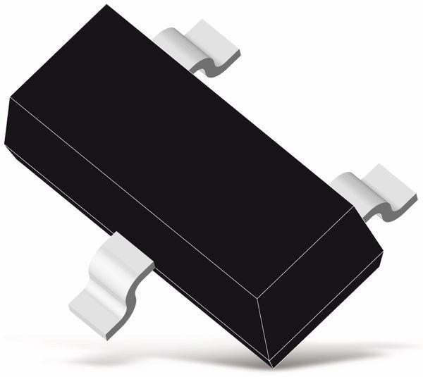 Transistor BC 850, NPN, SOT23, 10 Stück