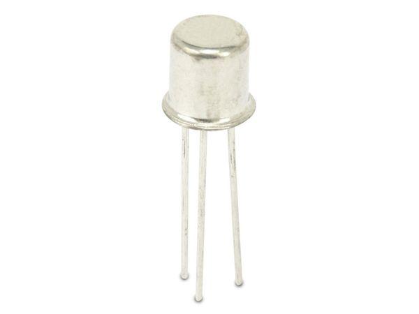 Transistor BC108C, NPN, 25 V, 0,2 A, TO18