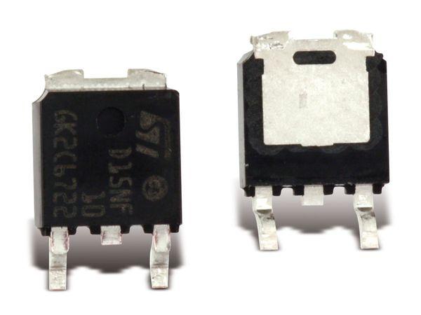 STripFET II Power MOSFET Transistor STD15NF10