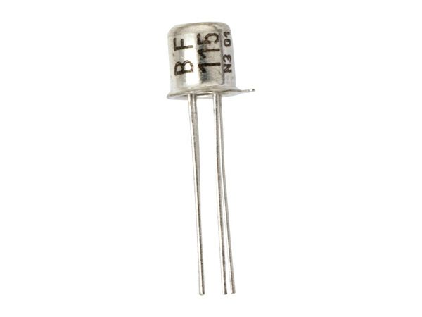 Transistor BF115