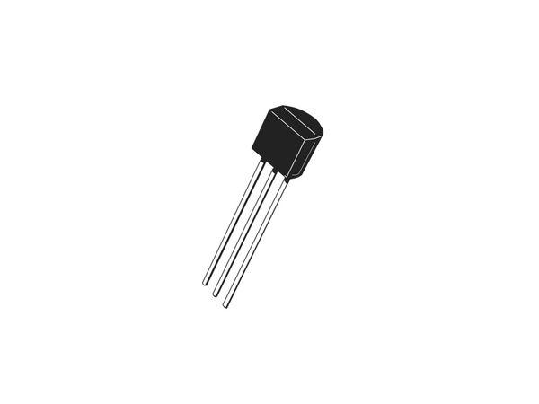 Transistor BC557C