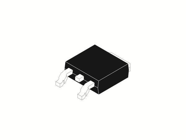 Leistungs-MOSFET IRFR024NPBF