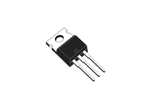 Leistungs-MOSFET IRF520NPBF