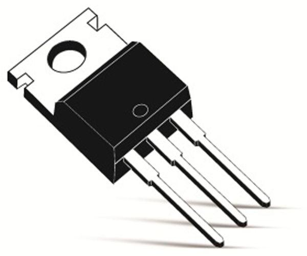 Leistungs-MOSFET INTERNATIONAL RECTIFIER IRF3710PBF