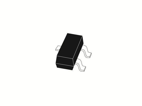 SMD Kleinsignal MOSFET-Transistor BSS84P
