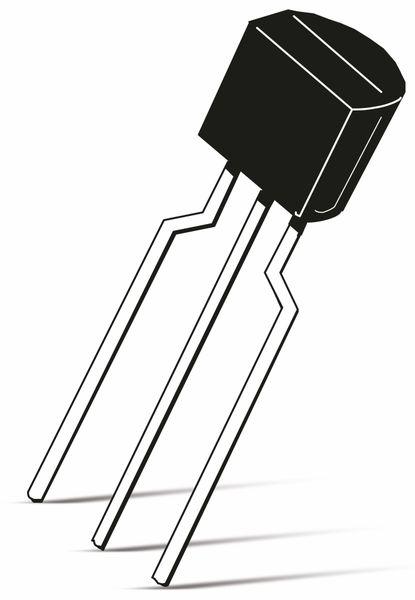 Kleinleistungs-Transistor BC556A