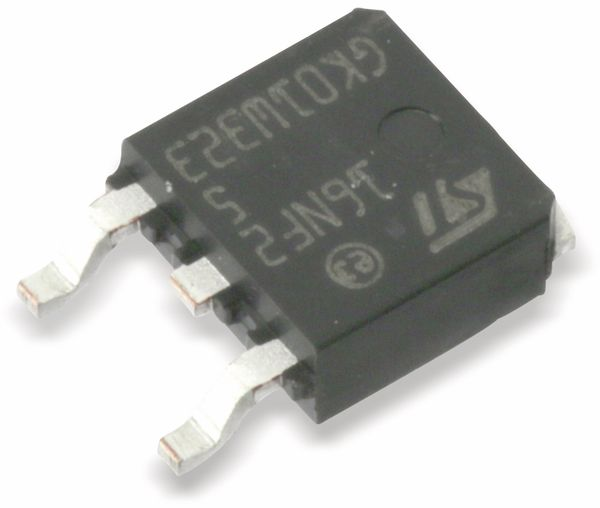STripFET II Power MOSFET STD16NF25