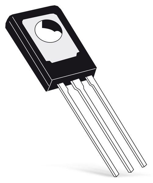 Transistor BD232
