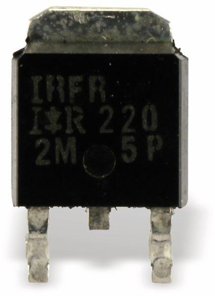 HEXFET Power MOSFET IRFR220 - Produktbild 1