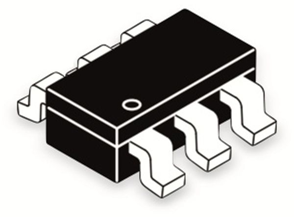 SMD Power MOSFET ON SEMICONDUCTOR NTGS4141N