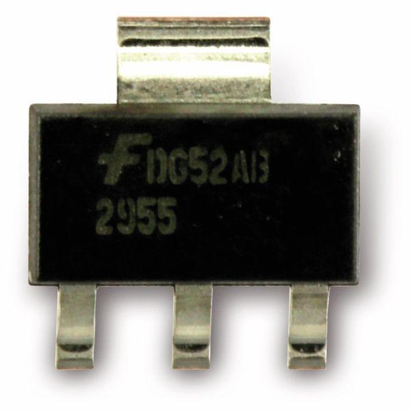 SMD Hochspannungs-Transistor ZETEX FZT658TA