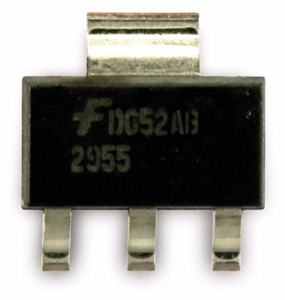 SMD Transistor BCP53-16