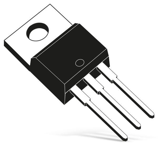 Leistungs-Transistor 2N6491