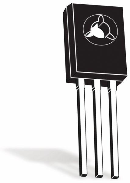 Leistungs-Schalttransistor BD440