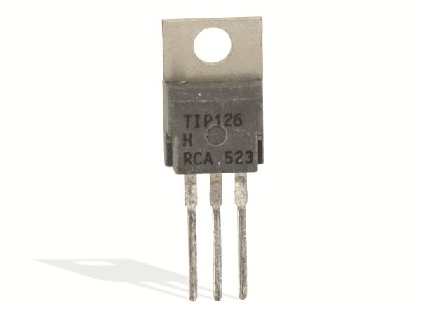 TIP126, RCA, TO-220, 65W