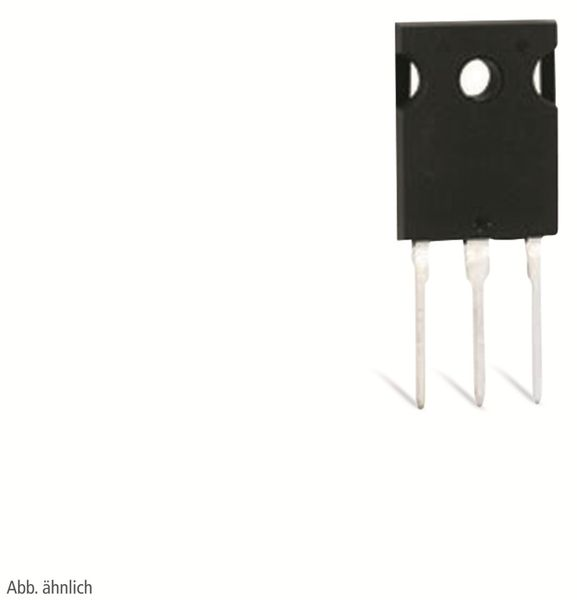 Transistor TIP140, NPN-Darl., 60V, 10A, 125W, TO247