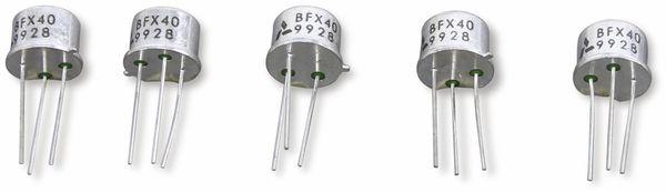 Transistor BFX40, 5 Stück - Produktbild 2