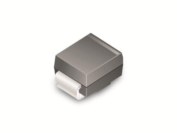 SMD Schottky-Diode SS26, 2 A/60 V