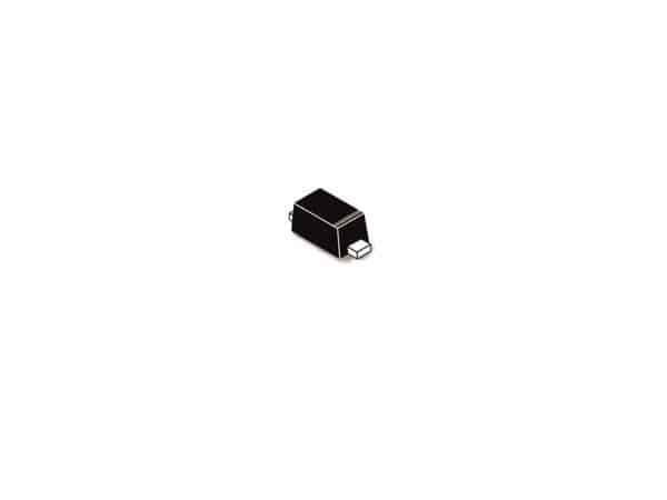 SMD ESD-Schutzdiode ESD9B5.0ST5G