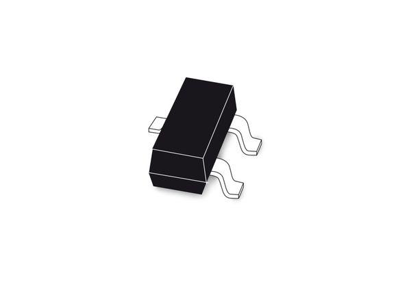 SMD Zenerdiode NXP BZX84-C8V2