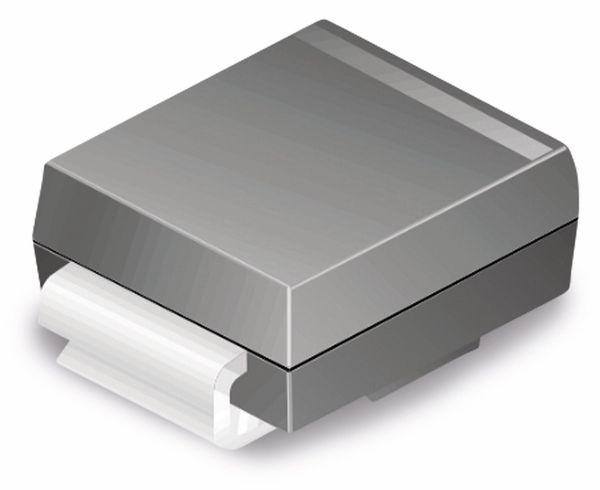 SMD Schottky-Diode SS38, 3 A/80 V