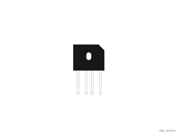 Brückengleichrichter GBU606