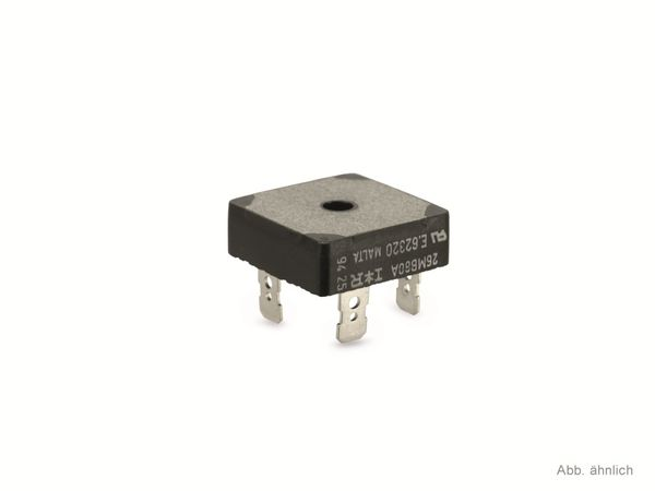 Brückengleichrichter FAGOR FB5006. 600 V / 50 A