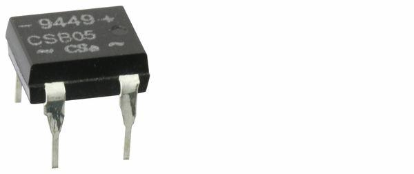 Gleichrichter TAIWAN-SEMICONDUCTOR HDBL104G, 1 A 400 V