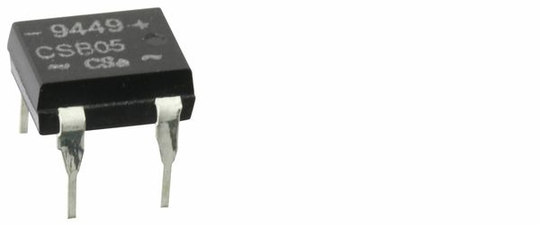 Gleichrichter TAIWAN-SEMICONDUCTOR HDBL107G, 1 A, 1000 V