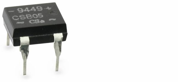 Gleichrichter TAIWAN-SEMICONDUCTOR DBL207G, 2 A, 1000 V
