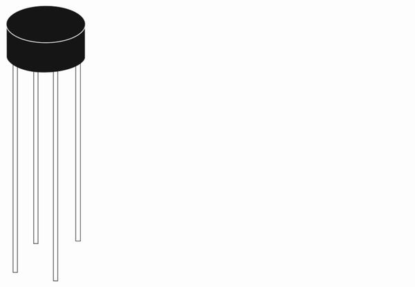 Gleichrichter VISHAY W10G, 1,5 A, 1000 V