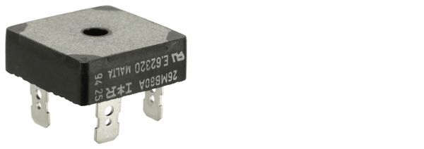 Gleichrichter FAGOR FB2501, 25 A, 100 V