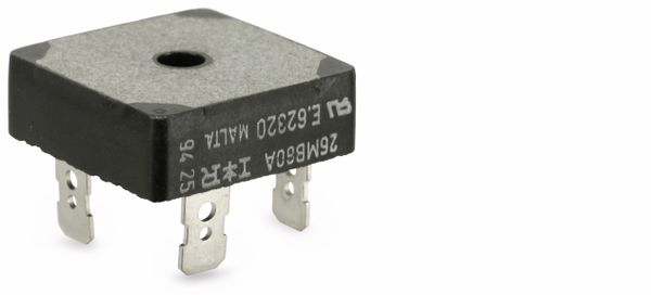 Gleichrichter TAIWAN-SEMICONDUCTOR GBPC3501, 35 A, 100 V