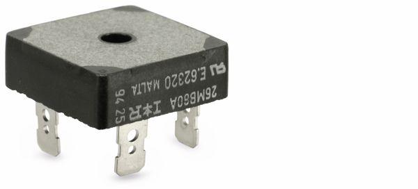 Gleichrichter TAIWAN-SEMICONDUCTOR GBPC5004, 50 A, 400 V