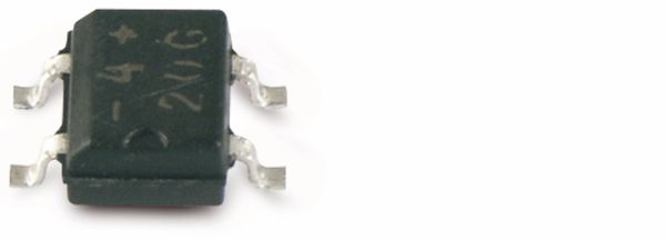 SMD Gleichrichter DF02S, 1 A, 200 V