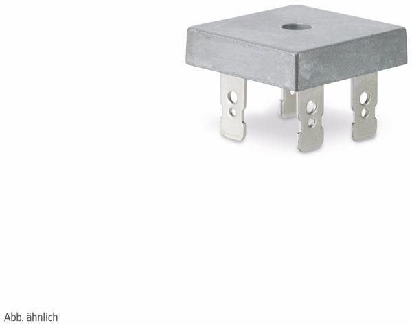 Brückengleichrichter KBPC3502, 200 V/35 A