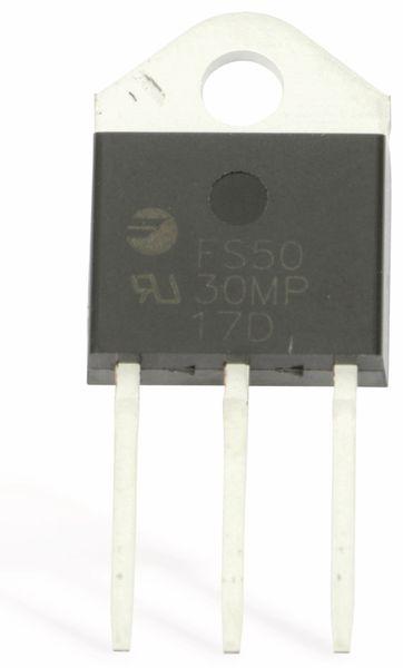 Triac ST MICROELECTRONICS BTA26-700BRG - Produktbild 1