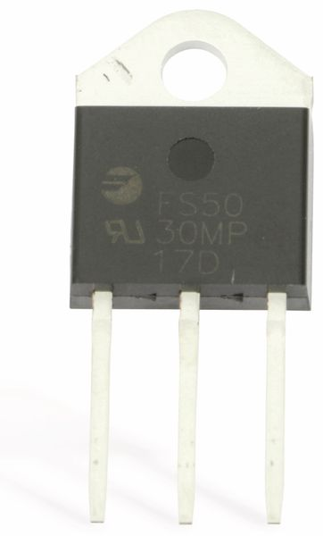 Triac ST MICROELECTRONICS BTA26-800BRG - Produktbild 1