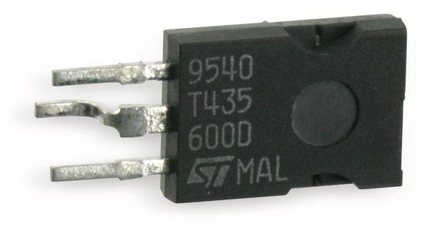 Triac ST T435-600D, 4A, 600V, SOT82