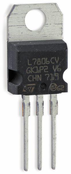 Spannungsregler ST L7806CV - Produktbild 3