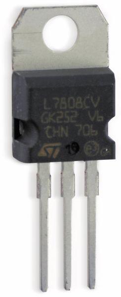 Spannungsregler ST L7808CV - Produktbild 2